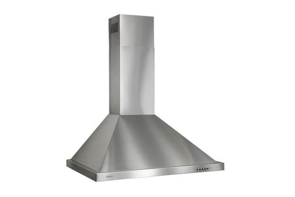 "Large image of Broan 36"" Stainless Steel European Style Wall Hood  - B5836SS"