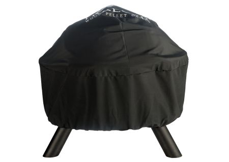 Traeger Black Hydrotuff Fire Pit Cover - BAC327