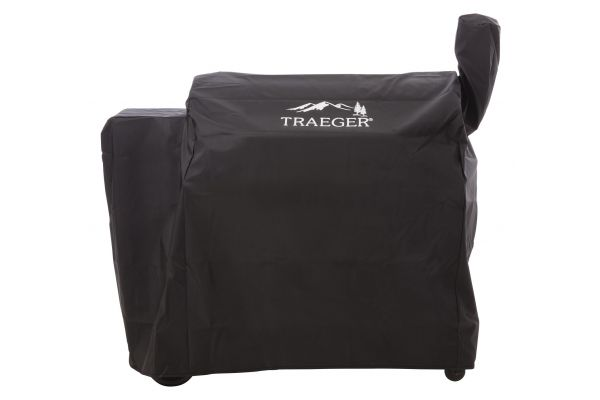 Large image of Traeger 34 Series Full-Length Grill Cover - BAC380