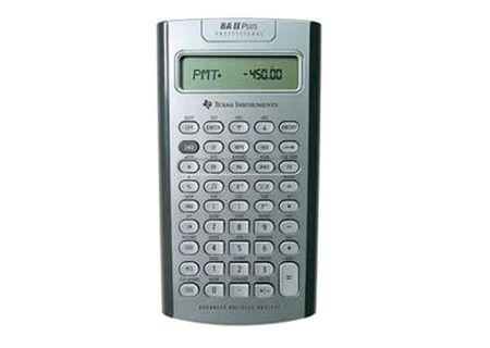 Texas Instruments - IIBAPRO/CLM/4L1/A - Calculators