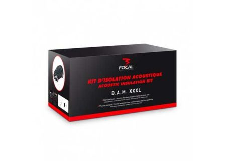 Focal - BAMXXXL - Sound Dampening