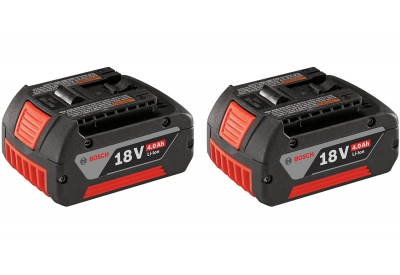 Bosch Tools - BAT620-2PK - Power Tool Batteries & Chargers