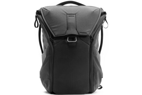 Peak Design Black 20L Everyday Backpack - BB-20-BK-1