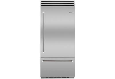 BlueStar - BBB36SSR1 - Built-In Bottom Mount Refrigerators