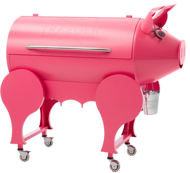 Traeger Lil Pig Wood Pellet Grill Bbqpig 01