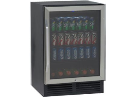 Avanti 5.0 Cu Ft Stainless Steel Beverage Cooler - BCA516S