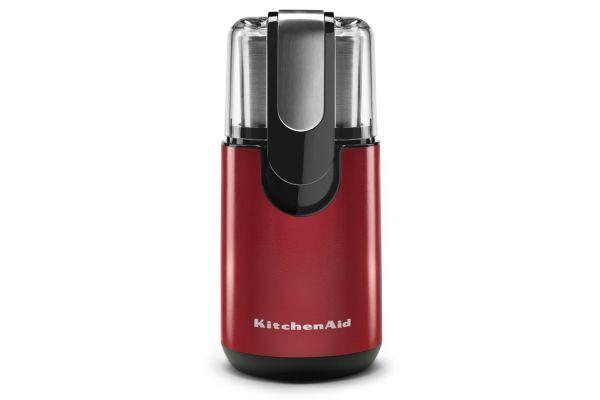 Large image of KitchenAid Empire Red Blade Coffee Grinder - BCG111ER