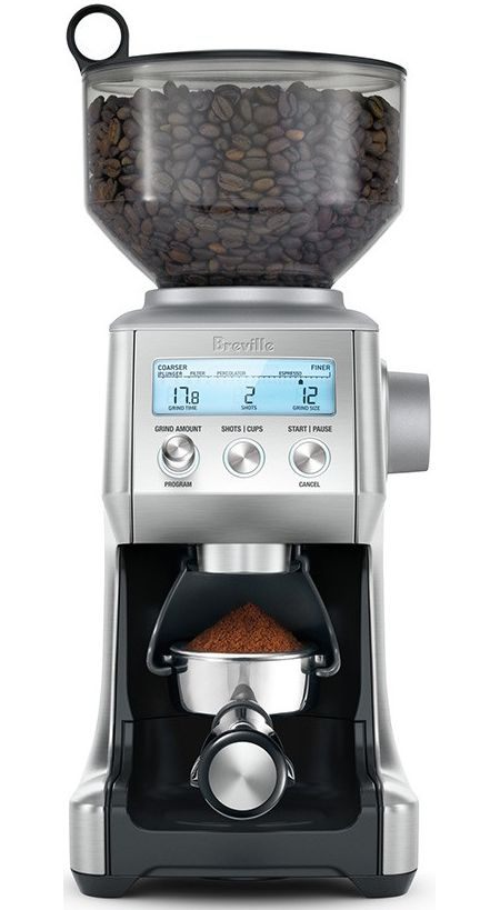 Breville Smart Coffee Grinder Pro Bcg820bssxl