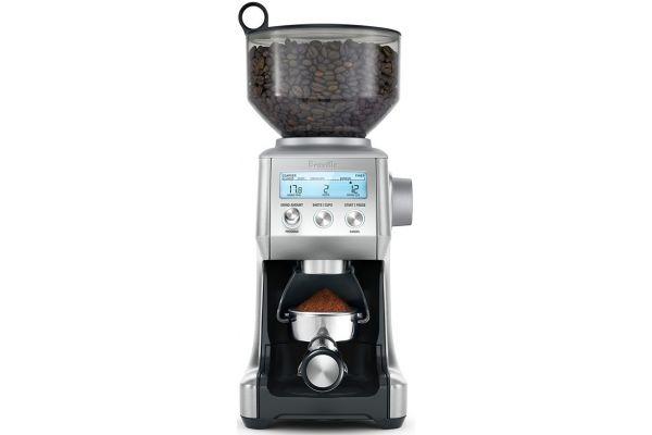 Large image of Breville Smart Coffee Grinder Pro Stainless Steel Burr Grinder - BCG820BSSXL
