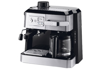 Espresso Drip Coffee Maker Combo : DeLonghi Combination Espresso & Drip Coffee Maker BCO330T