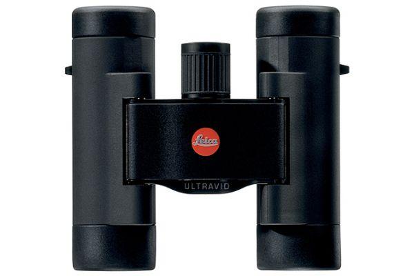 Large image of Leica Black Ultravid 8x 20mm BR Compact Binoculars - 40252