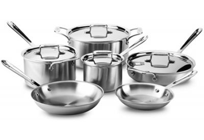 All-Clad - BD005710 - Cookware Sets