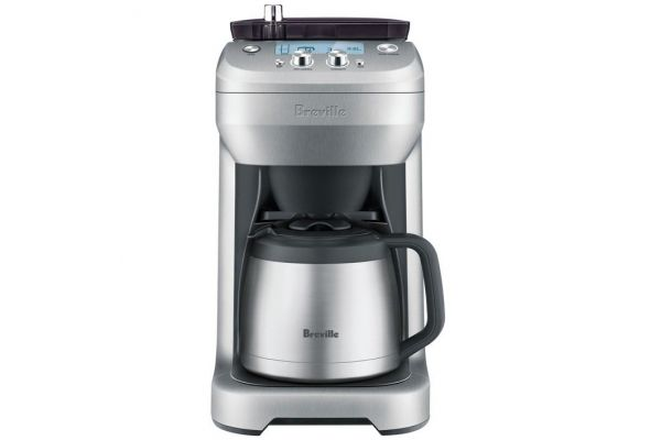 Breville Stainless Steel The Grind Control Coffee Maker  - BDC650BSS