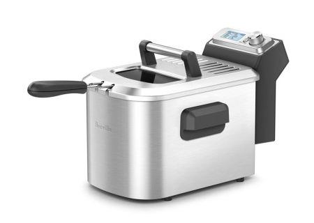 Breville 4-Quart Smart Deep Fryer - BDF500XL
