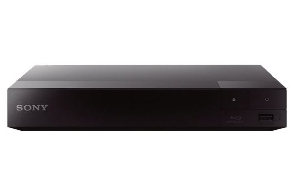 Sony Black Streaming Blu-Ray Disc Player - BDP-S3700