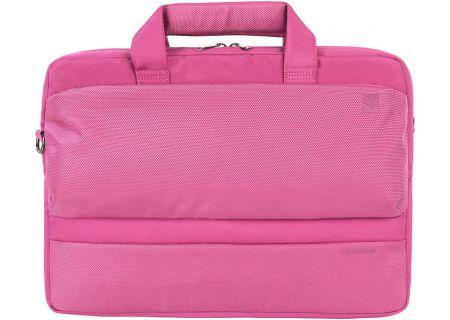 Tucano Dritta Slim 14 Pink Notebook Bag - BDR1314-F
