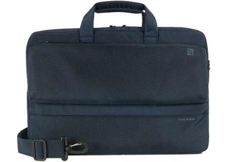 Tucano Dritta Slim 15 Blue Notebook Bag - BDR15-B