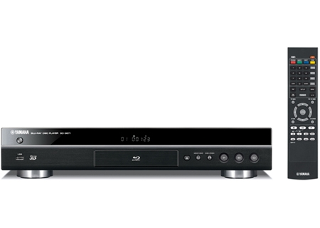 Yamaha - BDS671BL - Blu-ray Players & DVD Players