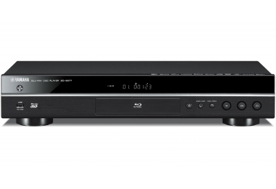 Yamaha - BD-S677BL - Blu-ray Players & DVD Players