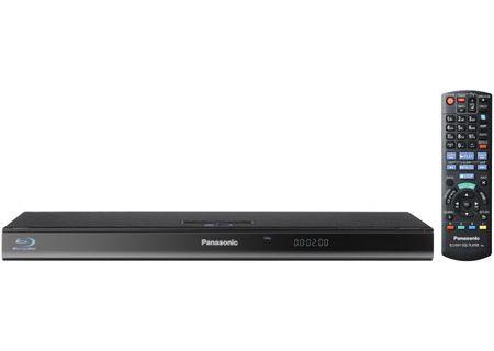 Panasonic - DMP-BDT310 - Blu-ray Players & DVD Players