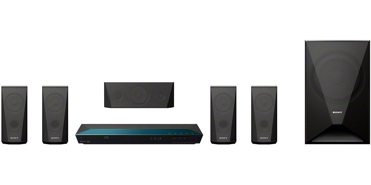 Sony 5 1 Channel 3d Blu Ray System Bdv E3100