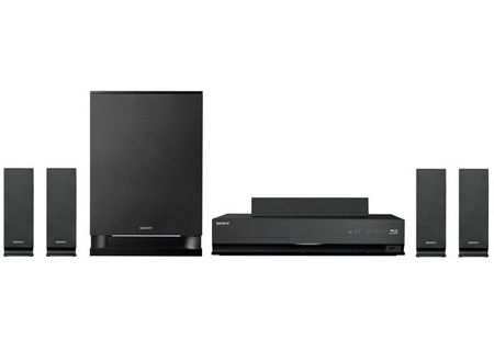 Sony - BDVE770W - Home Theater Systems