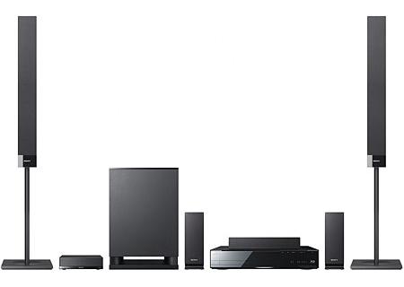 Sony - BDV-HZ970W - Home Theater Systems
