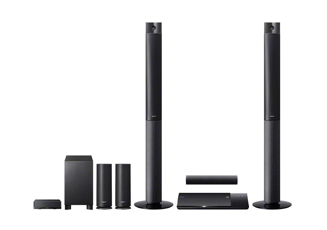 Sony 3d Blu Ray Home Theater System Bdv N890w Abt