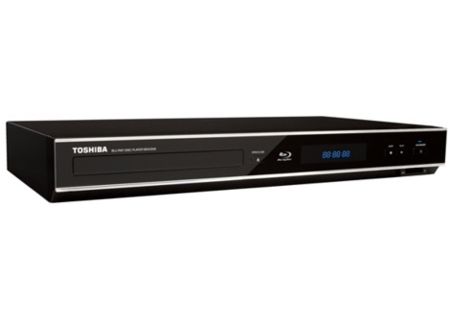 Toshiba - BDX2500 - Blu-ray Players & DVD Players