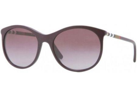 Burberry - BE 4145 34008H 55 - Sunglasses