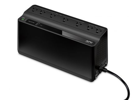 APC Back-UPS 600VA UPS Battery Backup & Surge Protector With USB Charging Port - BE600M1