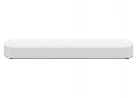 Sonos Beam White Compact Soundbar Speaker - BEAM1US1