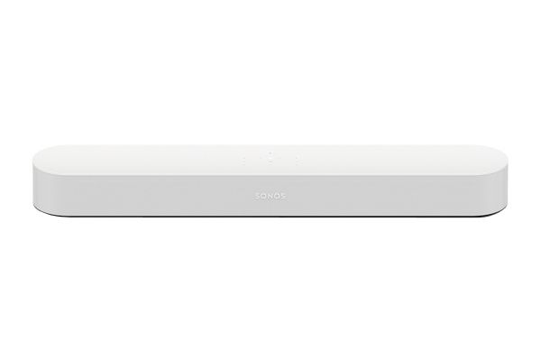 Sonos Beam White Compact Soundbar Speaker - BEAM1US1