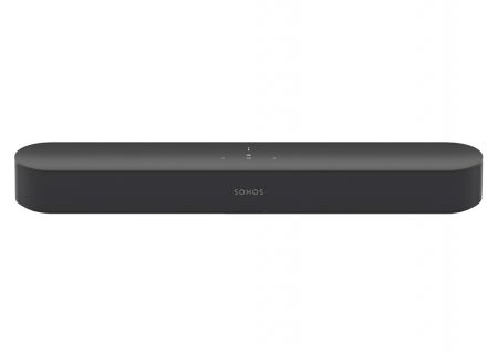 Sonos Beam Black Compact Soundbar Speaker - BEAM1US1BLK