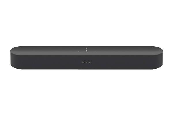 Sonos Beam Black Compact Soundbar Speaker - BEAM1US1BLK