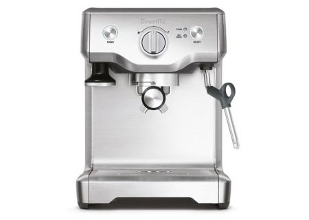 Breville Stainless Steel The Duo-Temp Pro Espresso Machine  - BES810BSS