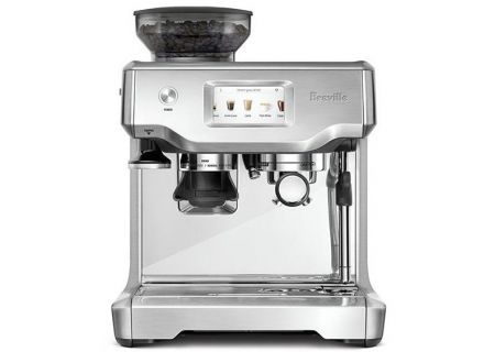 Breville Stainless Steel The Barista Touch Espresso Machine - BES880BSS1