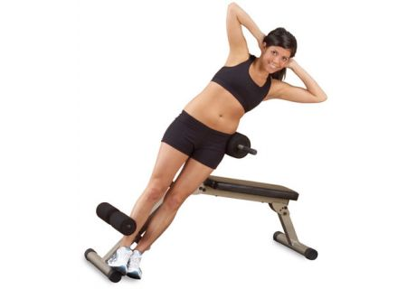 Body-Solid Total Core Trainer - BFHYP10