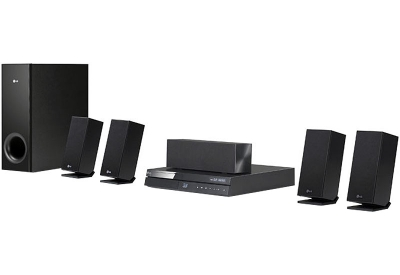 LG - BH6720S - Home Theater Systems