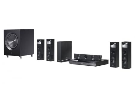 LG - BH9220BW - Home Theater Systems