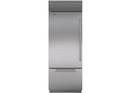 Sub-Zero - BI-30U/S/PH-LH - Built-In Bottom Freezer Refrigerators