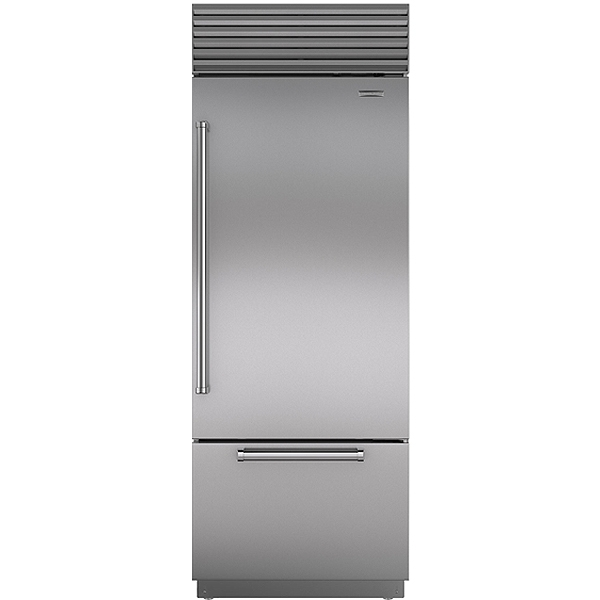 Sub Zero 30 Quot Bottom Freezer Refrigerator Bi 30u S Ph Rh