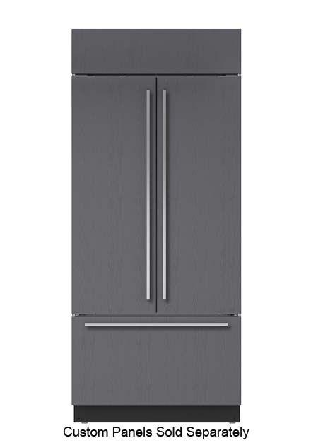 Sub Zero Built In Panel Ready Refrigerator Bi 36ufdid O