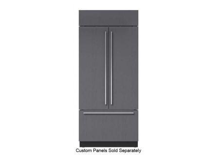 "Sub-Zero 36"" Built-In Panel Ready French Door Refrigerator  - BI-36UFDID/O"