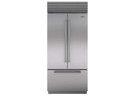Sub-Zero - BI-36UFDID/S/PH - Built-In French Door Refrigerators