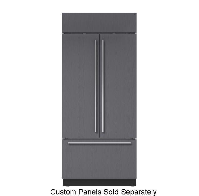 Sub Zero 36 Quot Panel French Door Refrigerator Bi 36ufd O