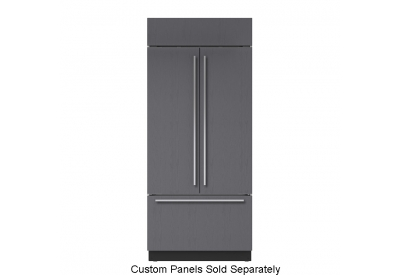 Sub-Zero - BI-36UFD/O - Built-In French Door Refrigerators