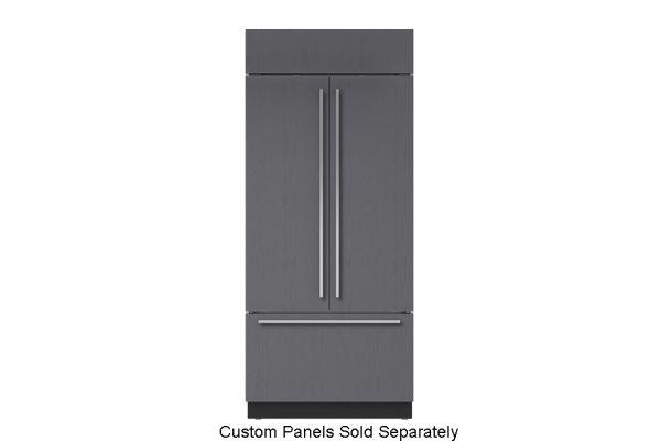 "Sub-Zero 36"" Panel Ready French Door Refrigerator - BI-36UFD/O"