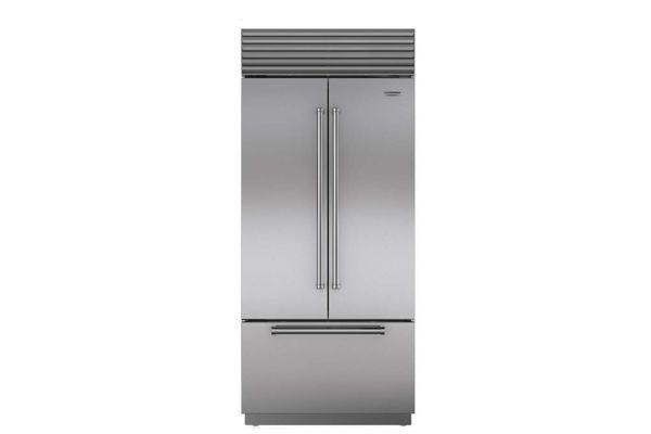 """Sub-Zero 36"""" Stainless Steel French Door Refrigerator - BI-36UFD/S/PH"""