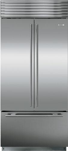Sub Zero 36 Quot French Door Refrigerator Bi 36ufd S Th